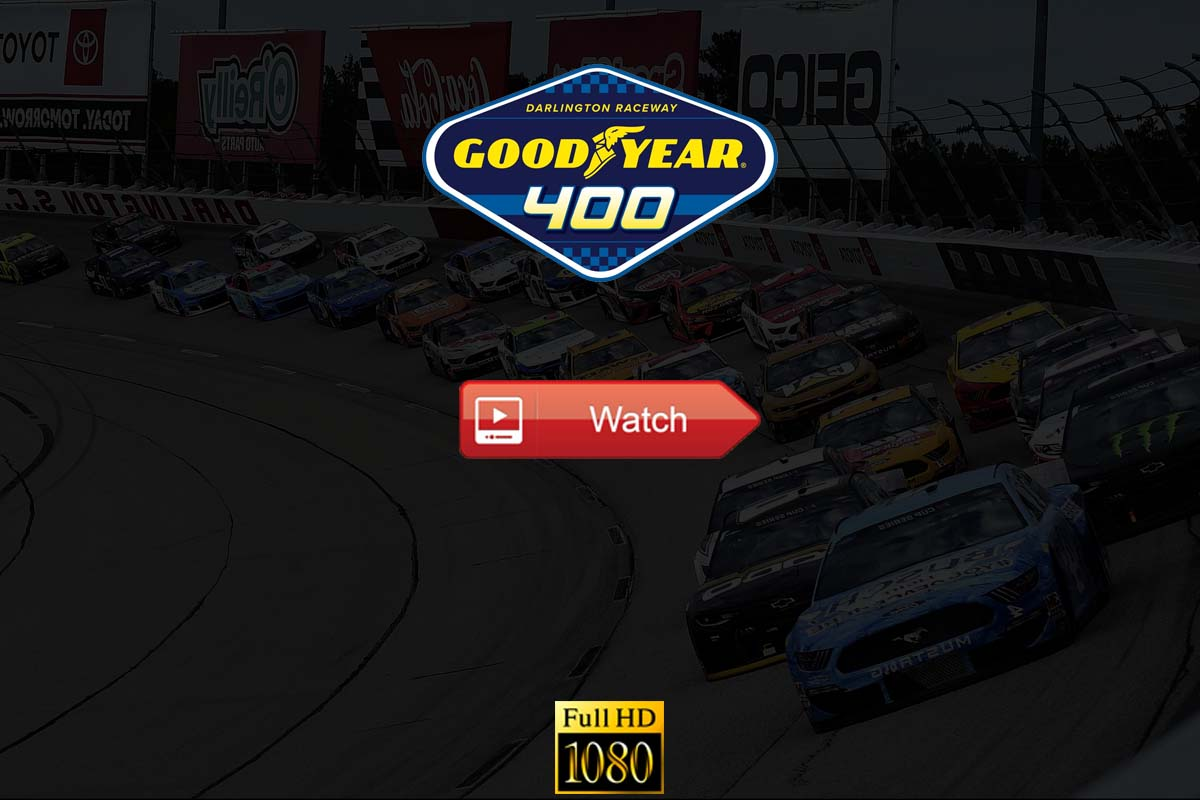 HD Goodyear 400 at Darlington Live Streaming Reddit Free Nascar 2021 Event