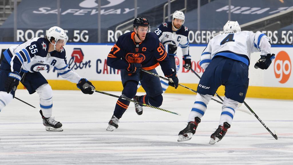 Oilers Gameday: Game 3 v Jets