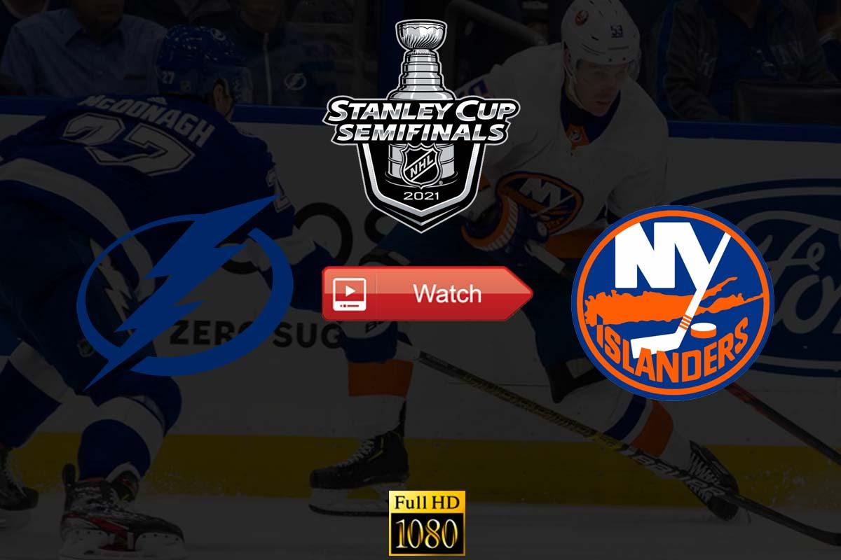G1 NHL Crackstreams Lightning vs Islanders Live Stream Reddit: Watch Lightning vs. Islanders Buffstreams Youtube TV, Time, Date, Venue and Schedule