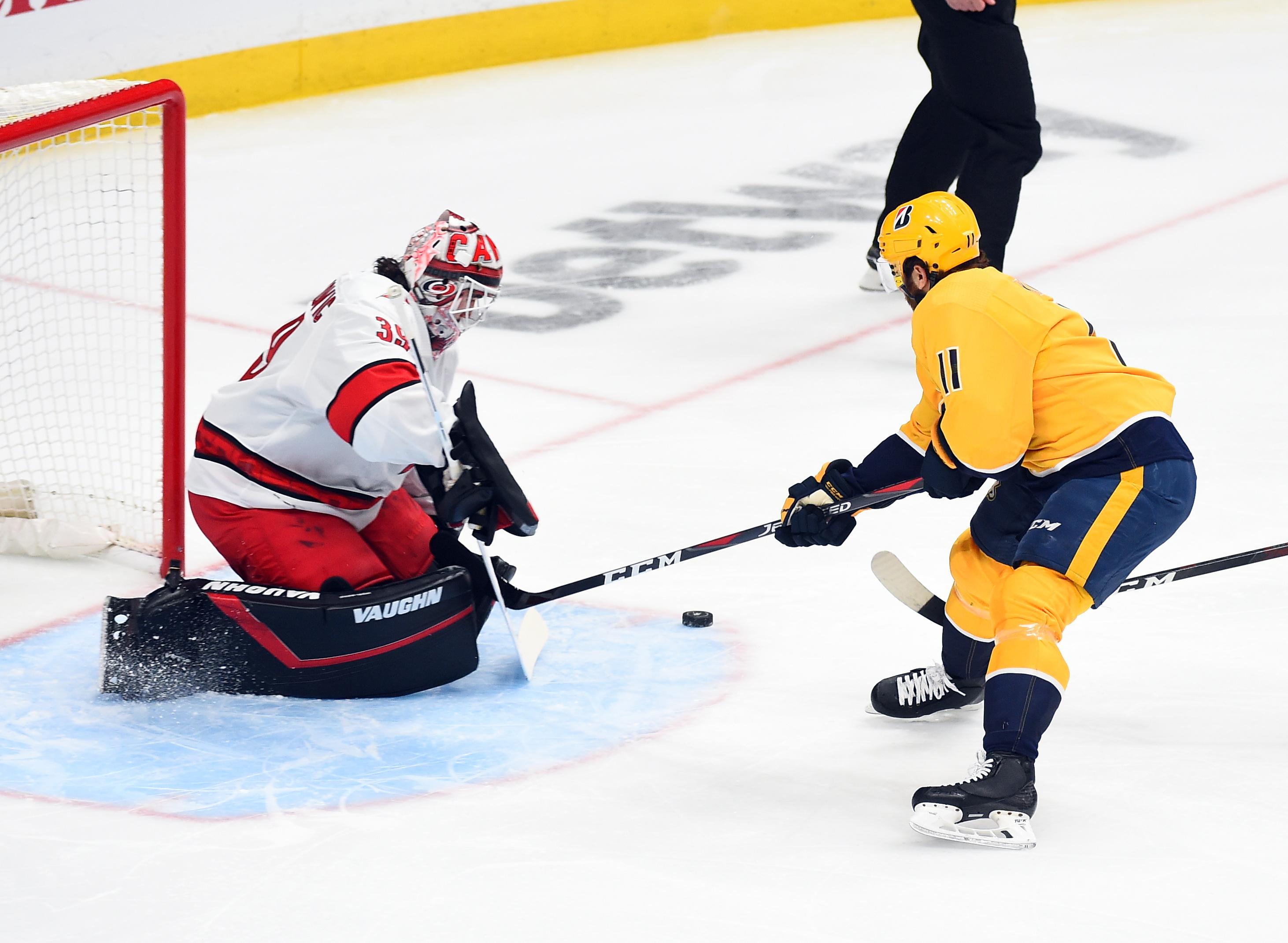 Luke Kunin scores first career Stanley Cup playoff overtime winner