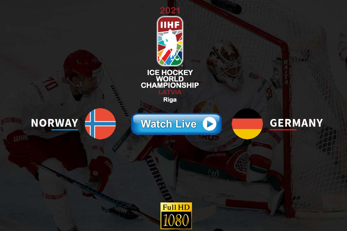 Norway vs. Germany Live Streaming