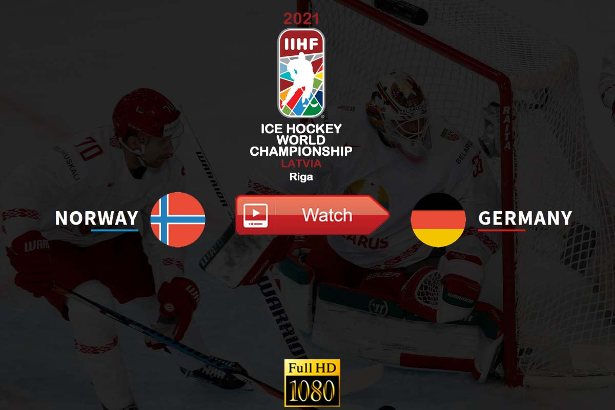 Norway vs. Germany Live Stream
