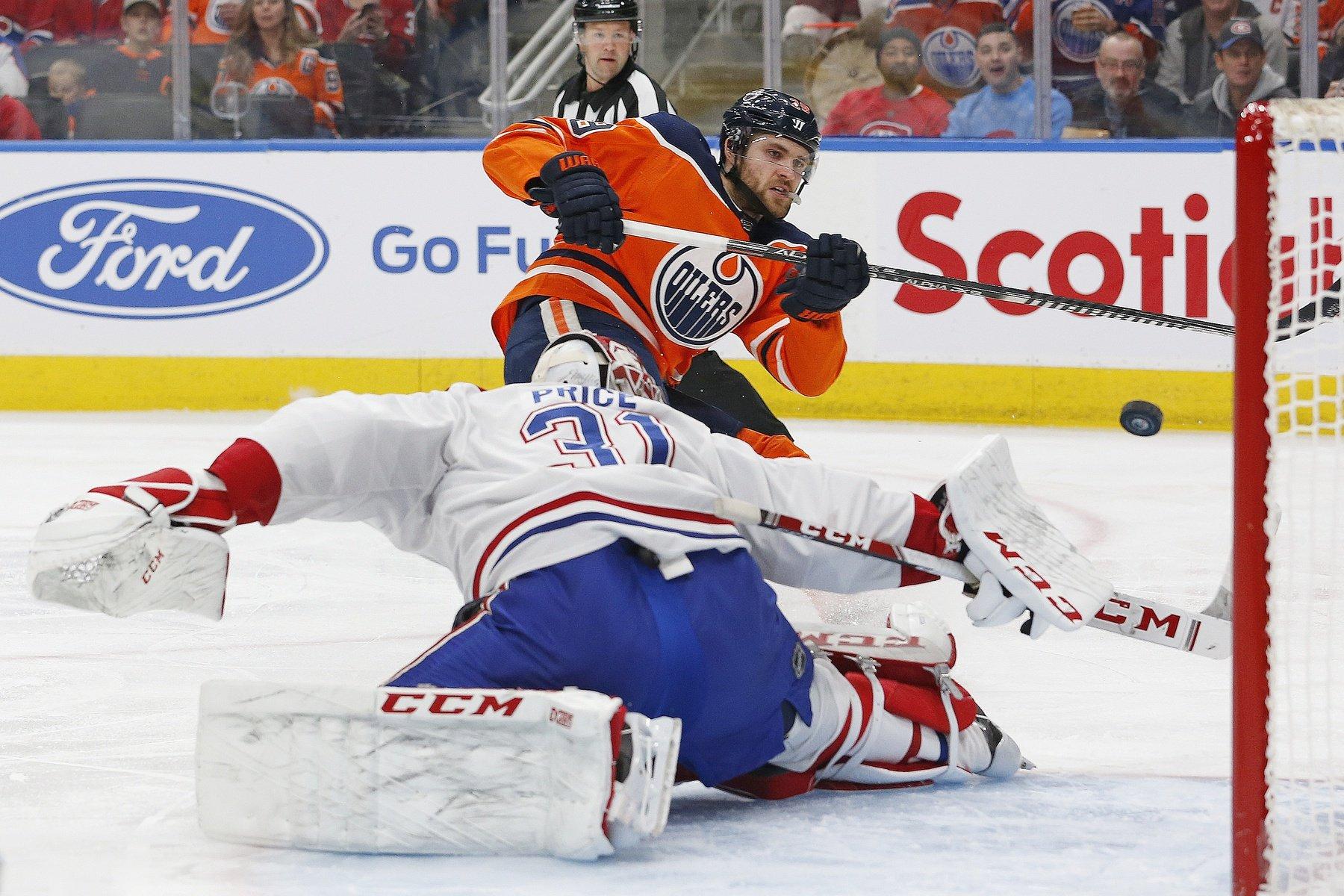 Oilers Gameday: @ Canadiens