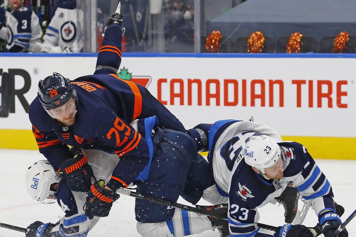 Oilers Gameday: Game 2 Vs. Jets