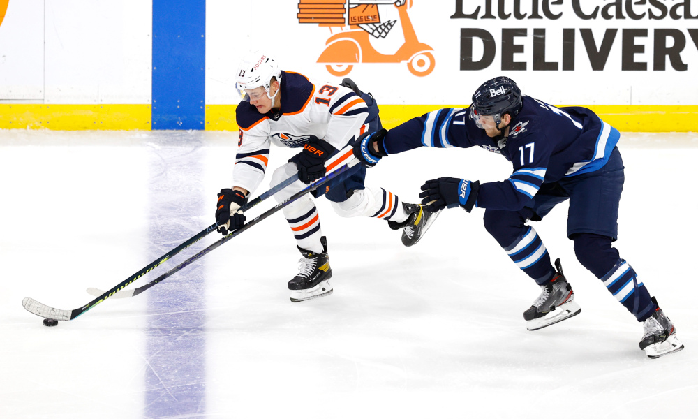 Oilers Gameday: @ Winnipeg Game 4