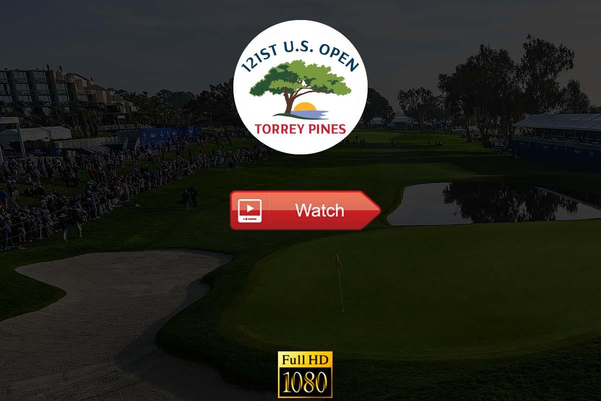 Torrey Pines U.S. Open Reddit Live Stream Golf 2021 Channels - How To Watch Golf Online