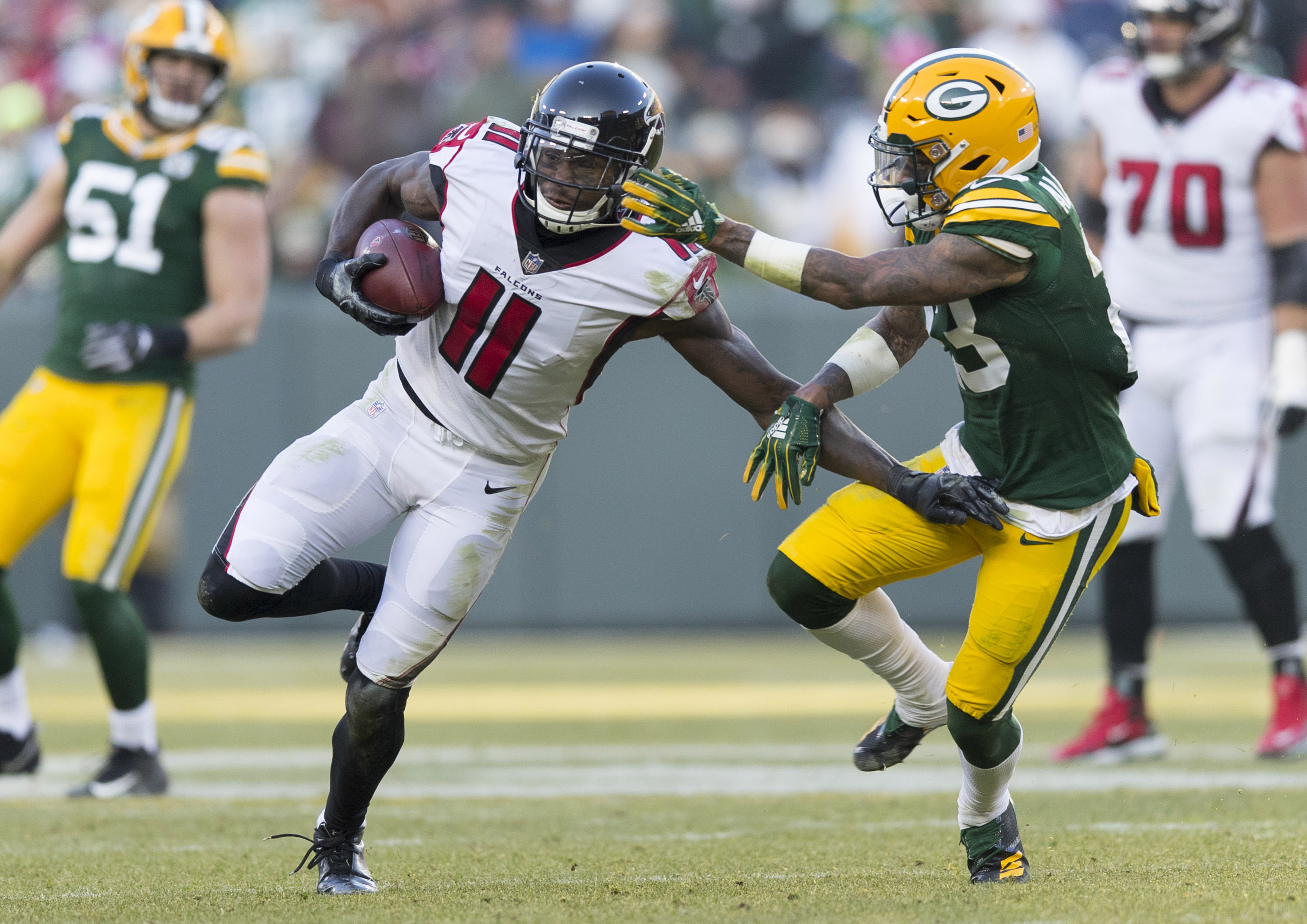 Four Reasons the Packers Won't Be Trading for Julio Jones