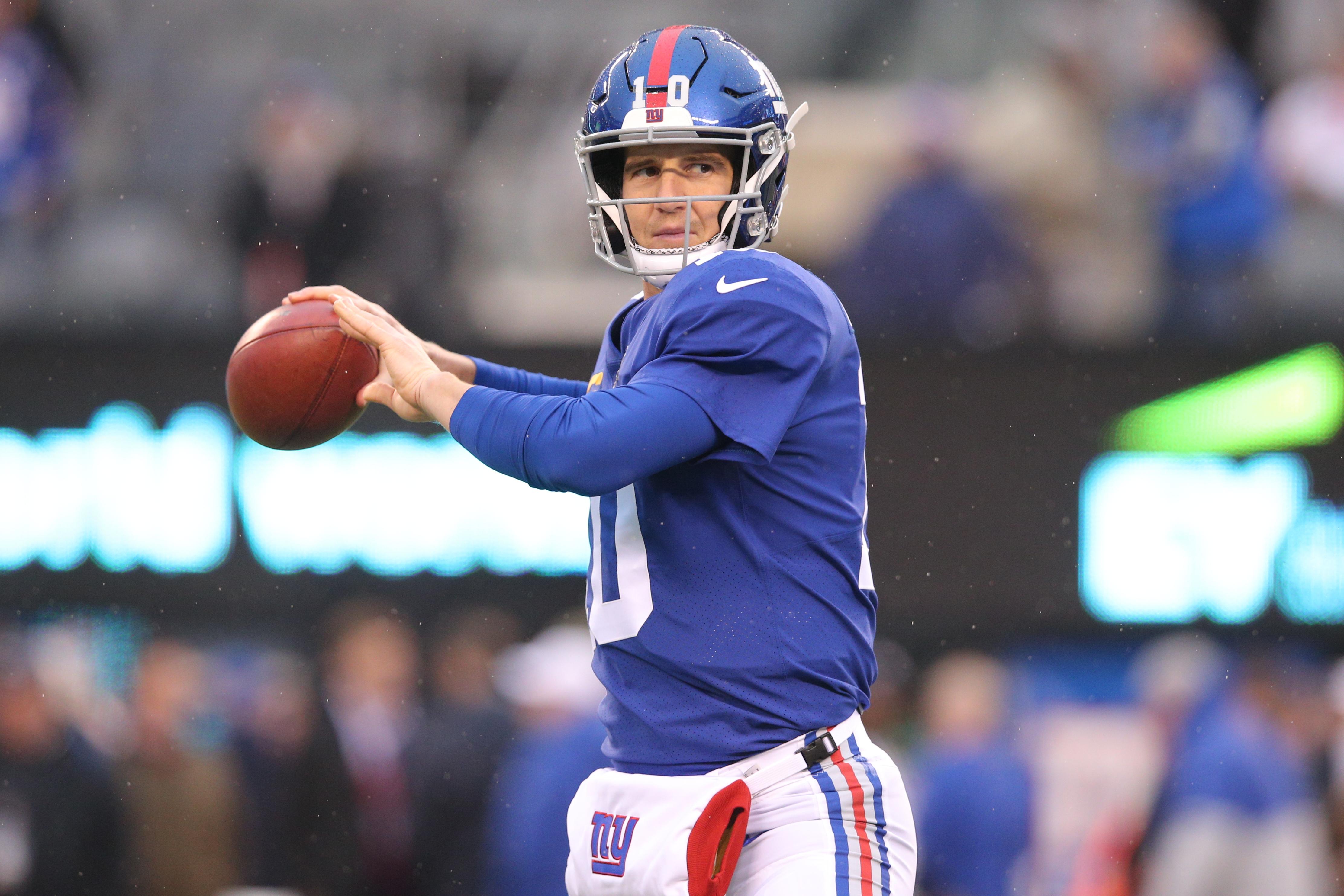 Ranking the Best Quarterbacks in New York Giants History