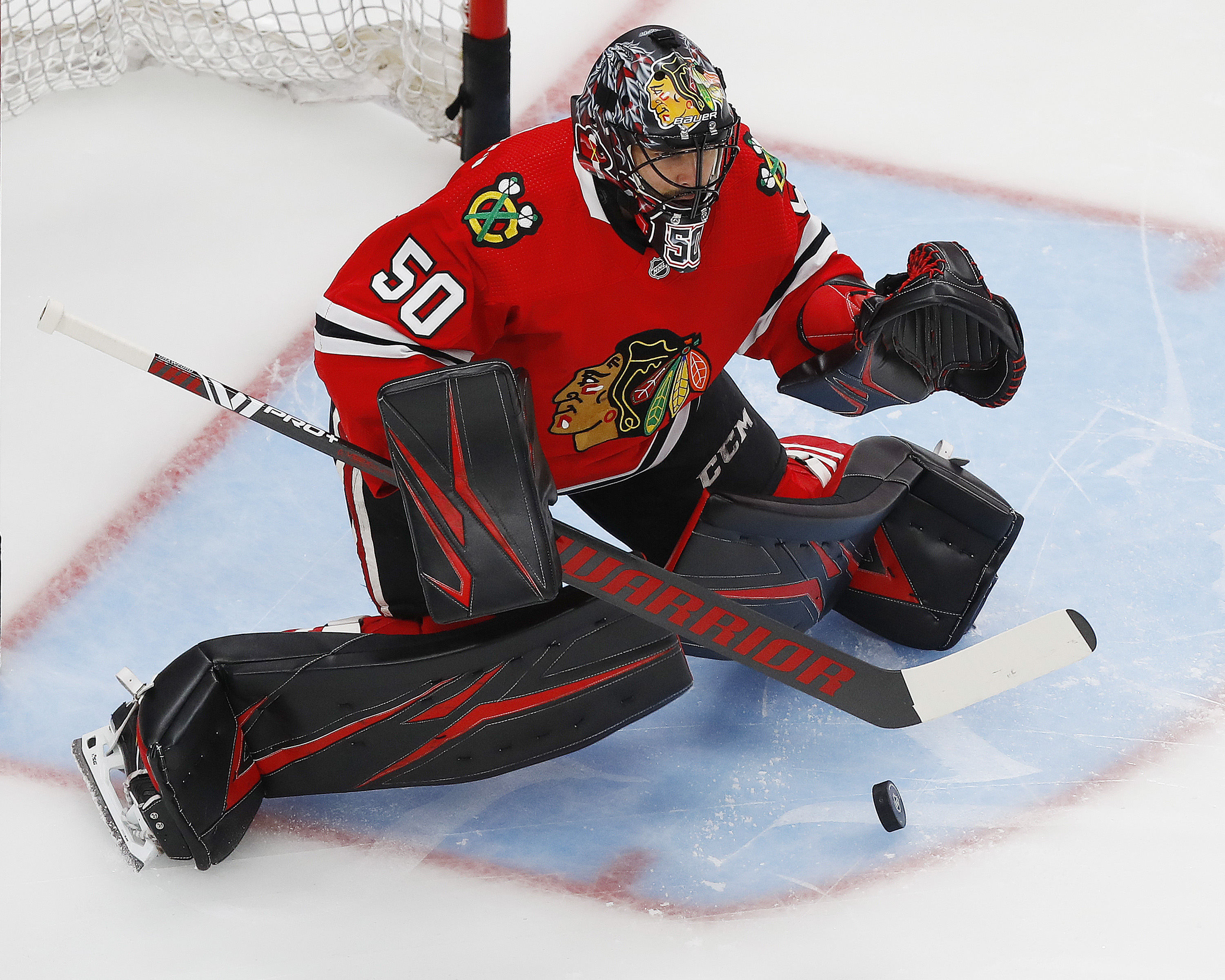 Ranking the Top Four Goalies in Chicago Blackhawks History