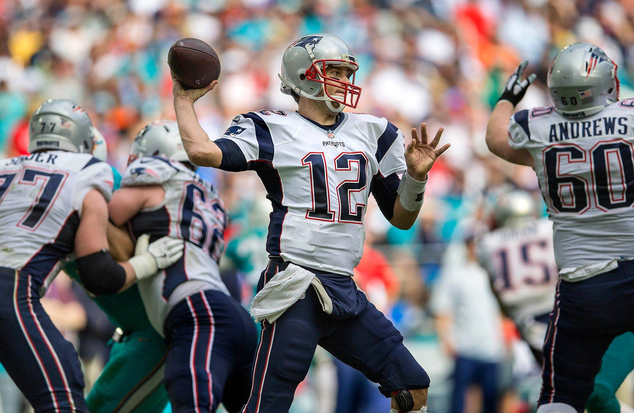Ranking the Best Quarterbacks in New England Patriots History