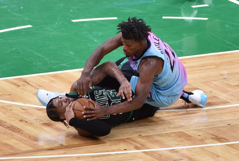 Rapid Recap: Despite impressive comeback attempt, Celtics drop first game of Heat miniseries