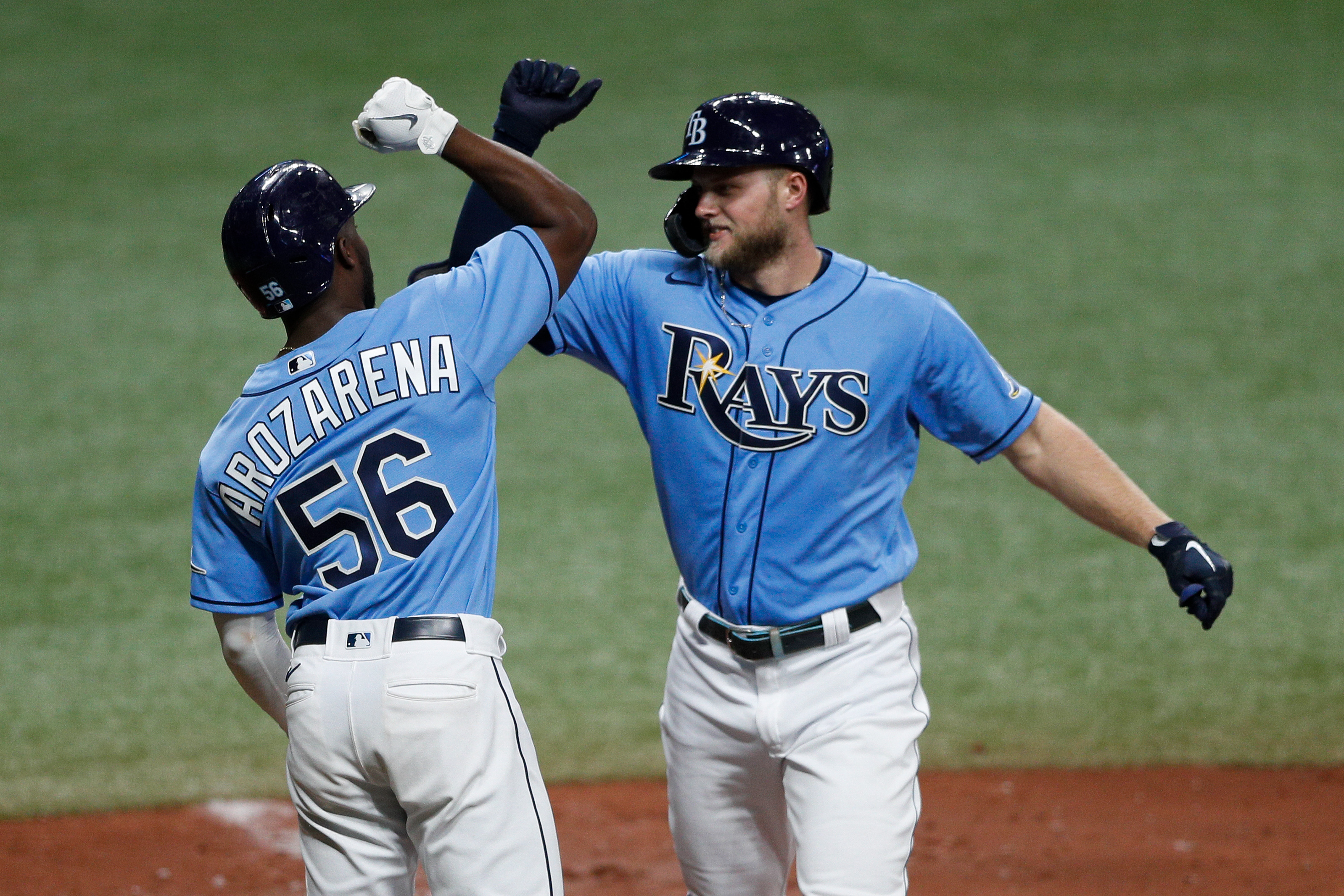Tampa Bay Rays reach 2021 MLB postseason