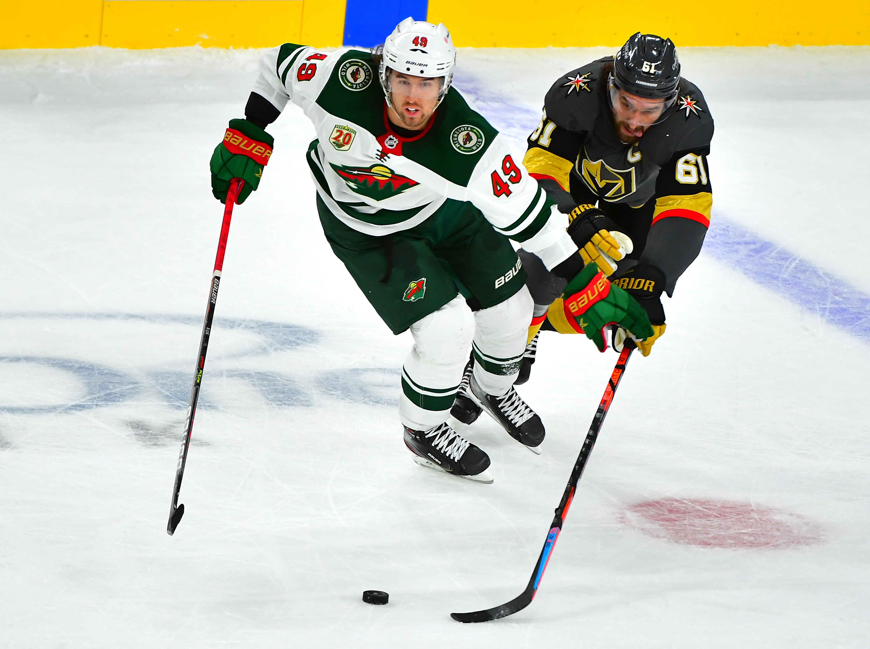 Playoff Preview Game #6: Minnesota Wild vs. Vegas Golden Knights 5/26/21 @ 8:00PM CST at Xcel Energy Center