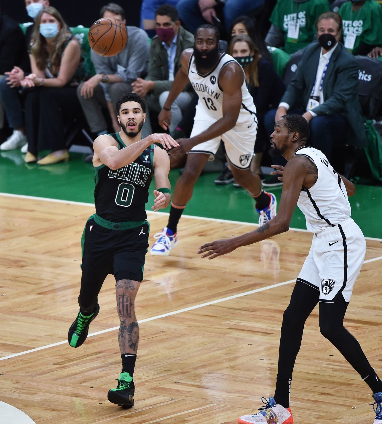 Rapid Recap: Tatum's historic night and team-wide heart propel Celtics to Game 3 victory