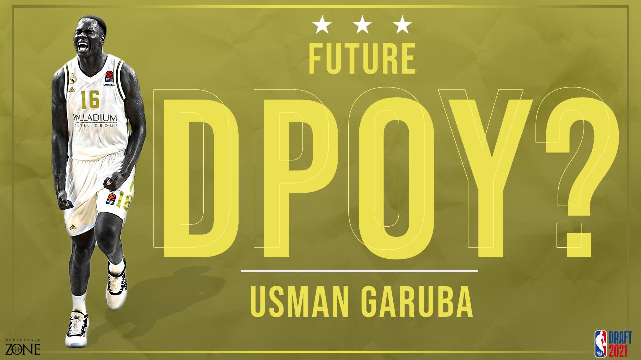 Will Usman Garuba ever win DPOY in the NBA?