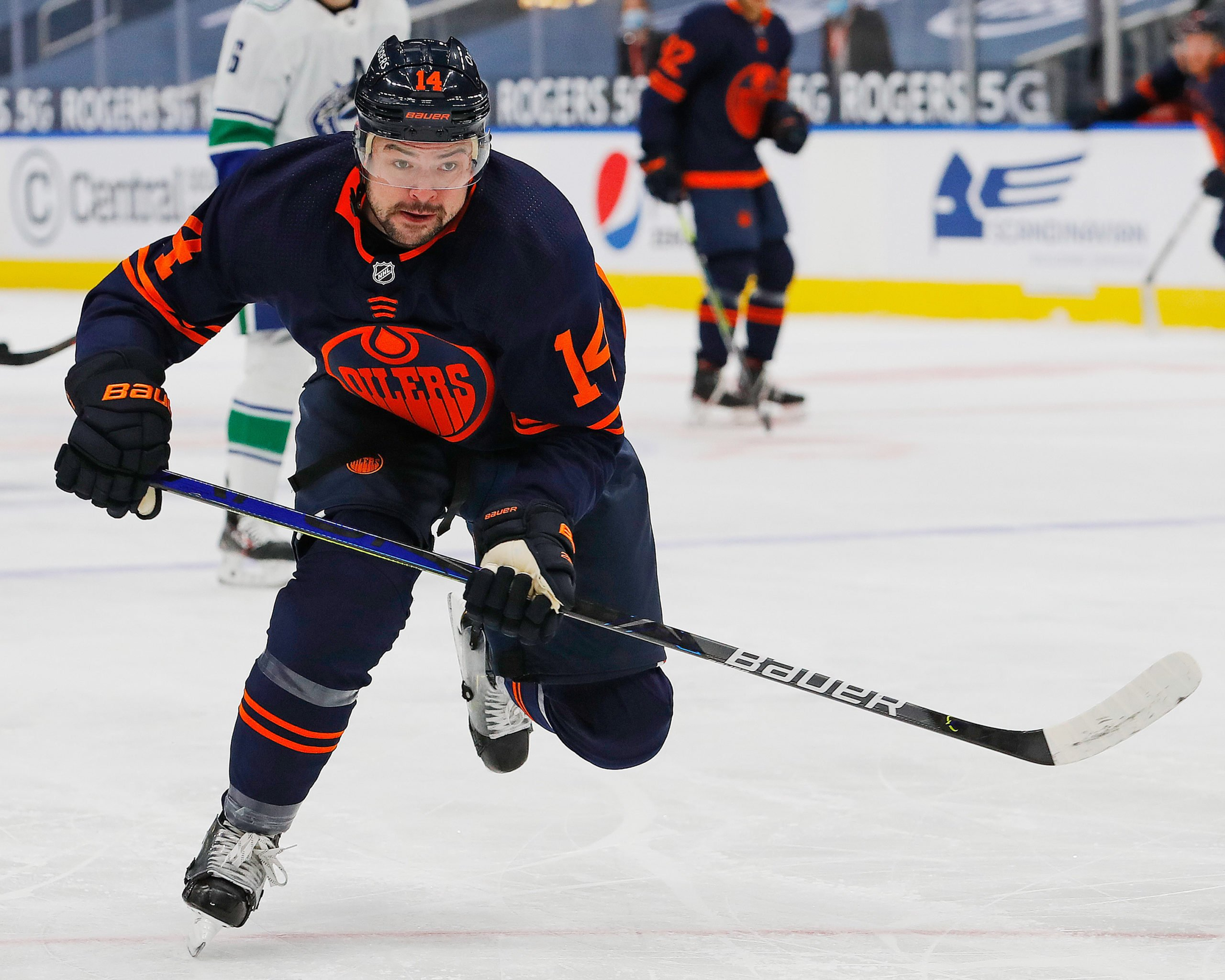 Oilers Re-Sign Devin Shore To Two-Year Deal