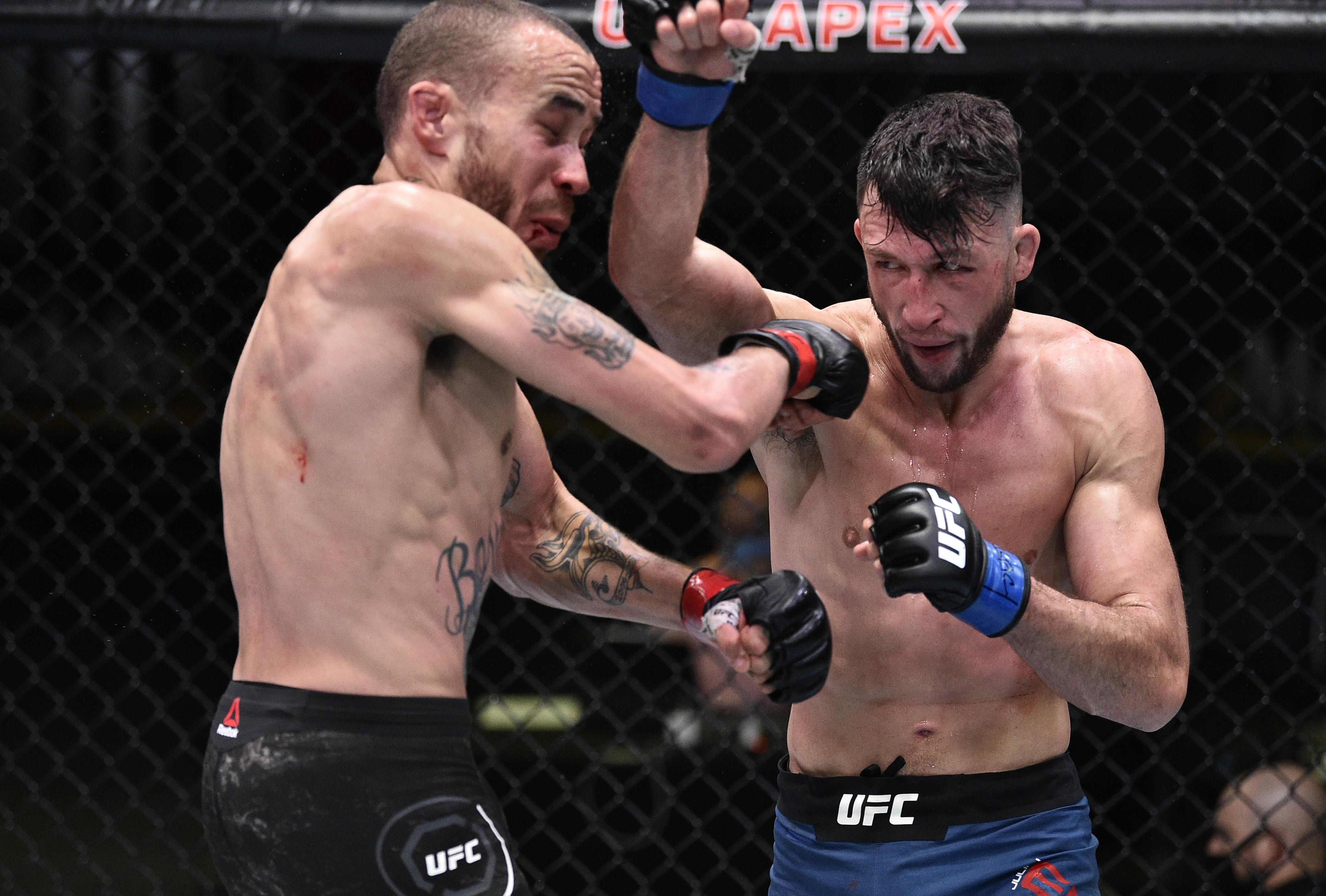 UFC Vegas 29 Prelim Breakout Star: Julian Erosa
