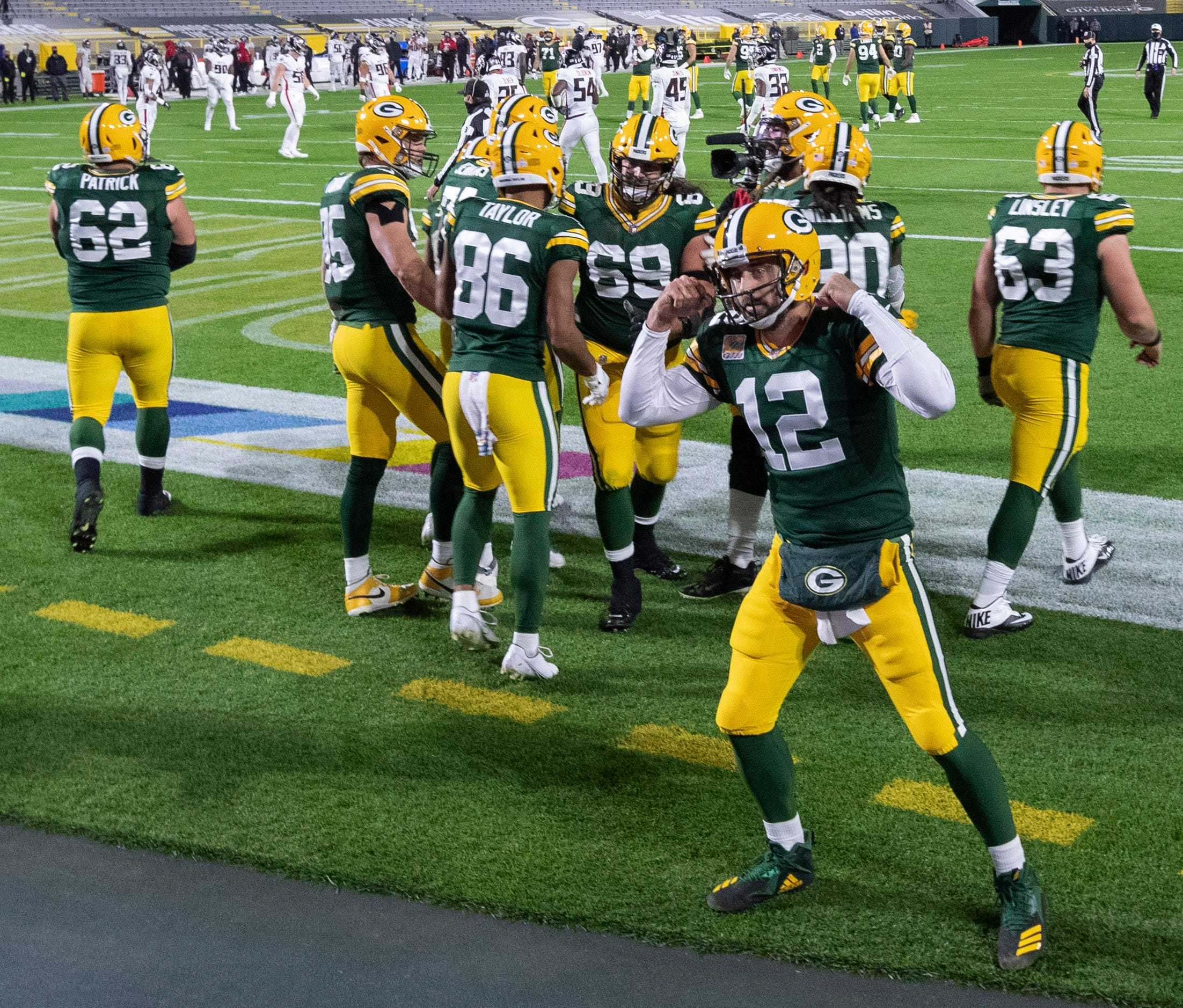 Five Packers Players Who May Not Match Their 2020 Production This Season