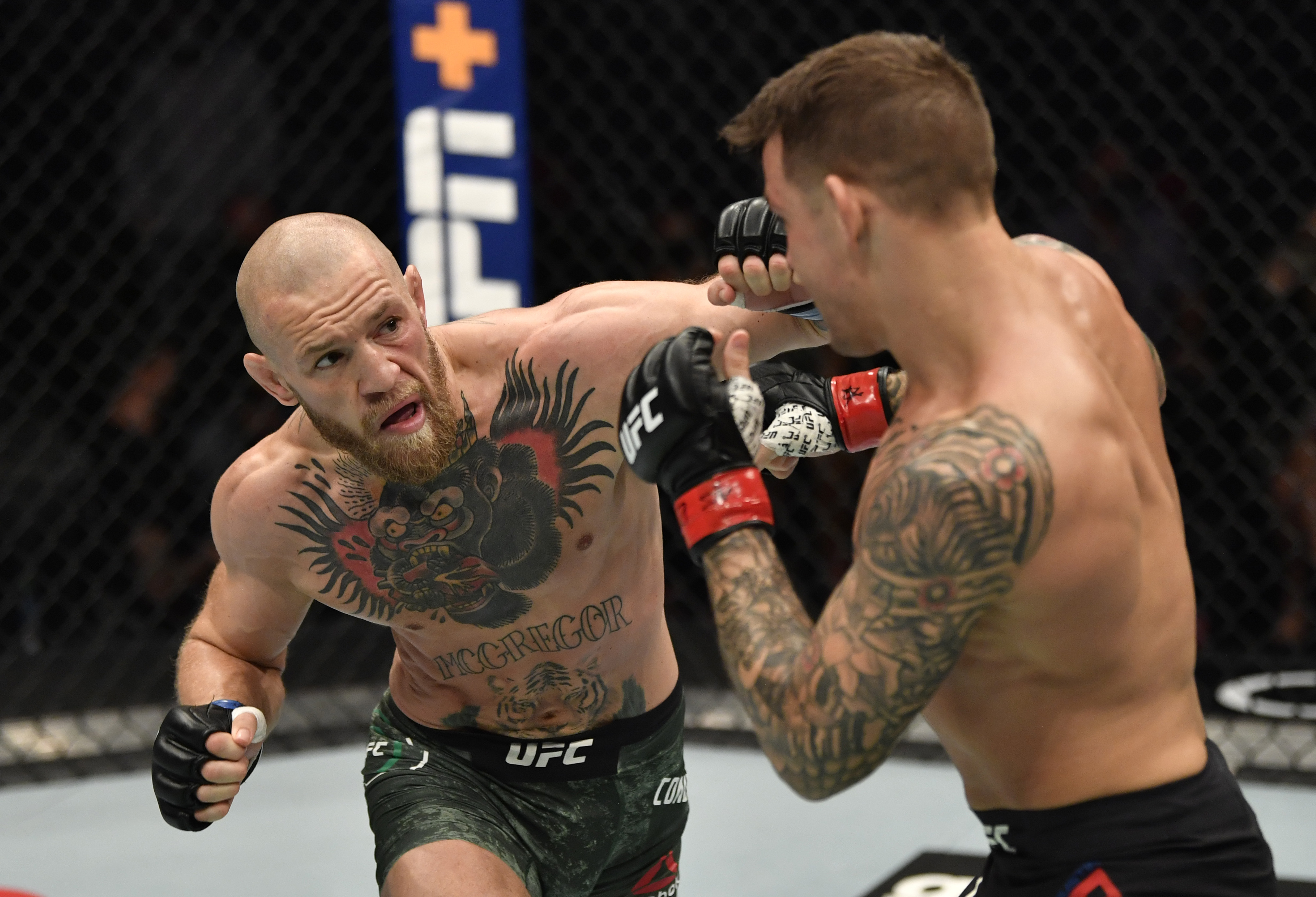Prop Bets for McGregor-Poirier Press Conference & Fight