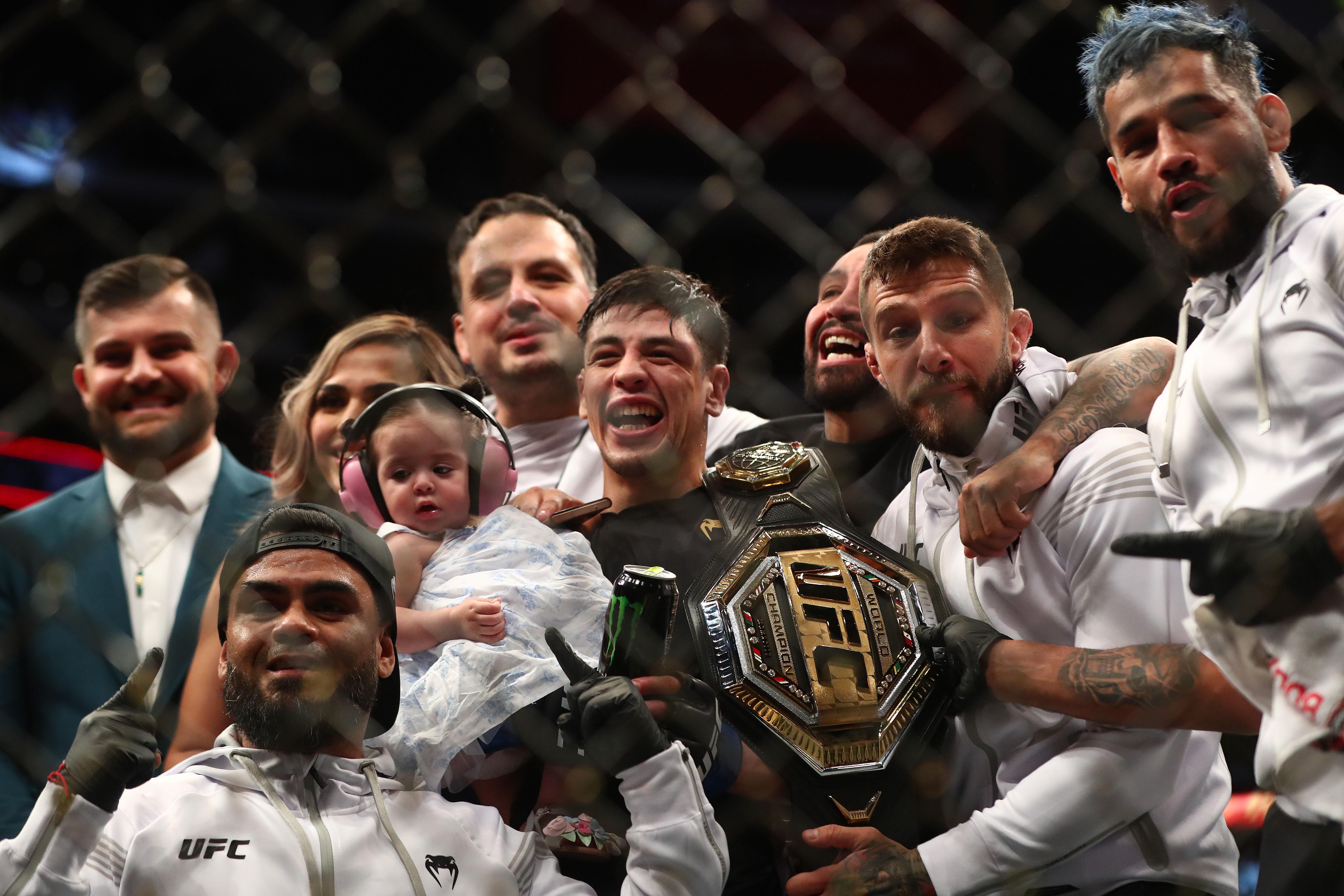 What Does Brandon Moreno's UFC 263 Title Triumph Mean for MMA?