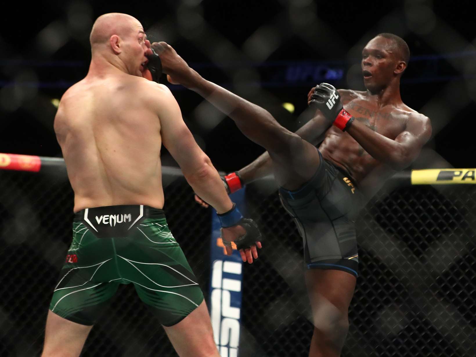 UFC 263 Fighter Salaries, Incentive Pay, Attendance & Gate