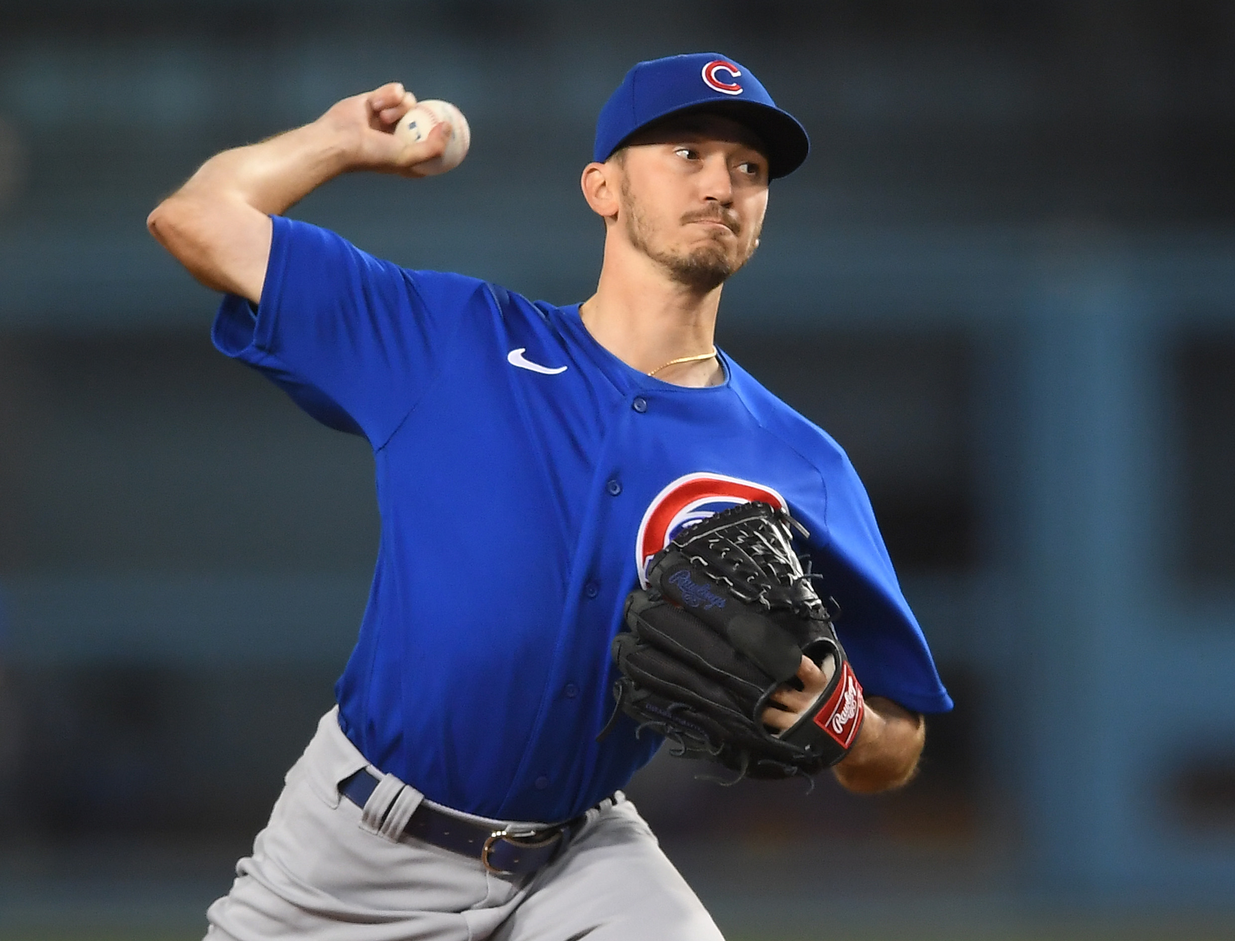 Zach Davies leads Cubs to the seventh no-hitter in 2021