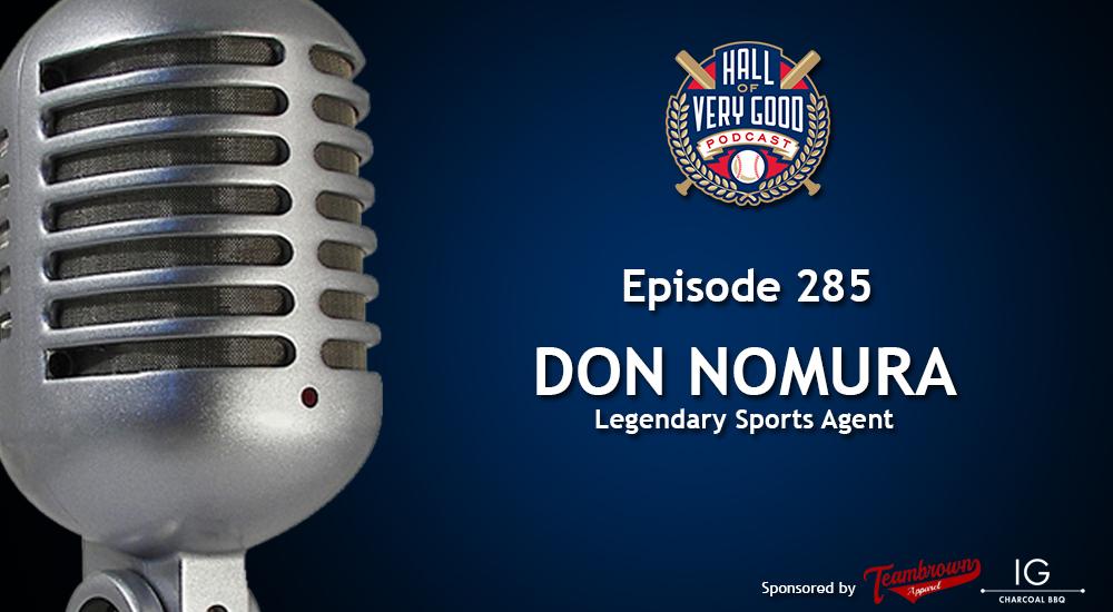 The HOVG Podcast: Don Nomura