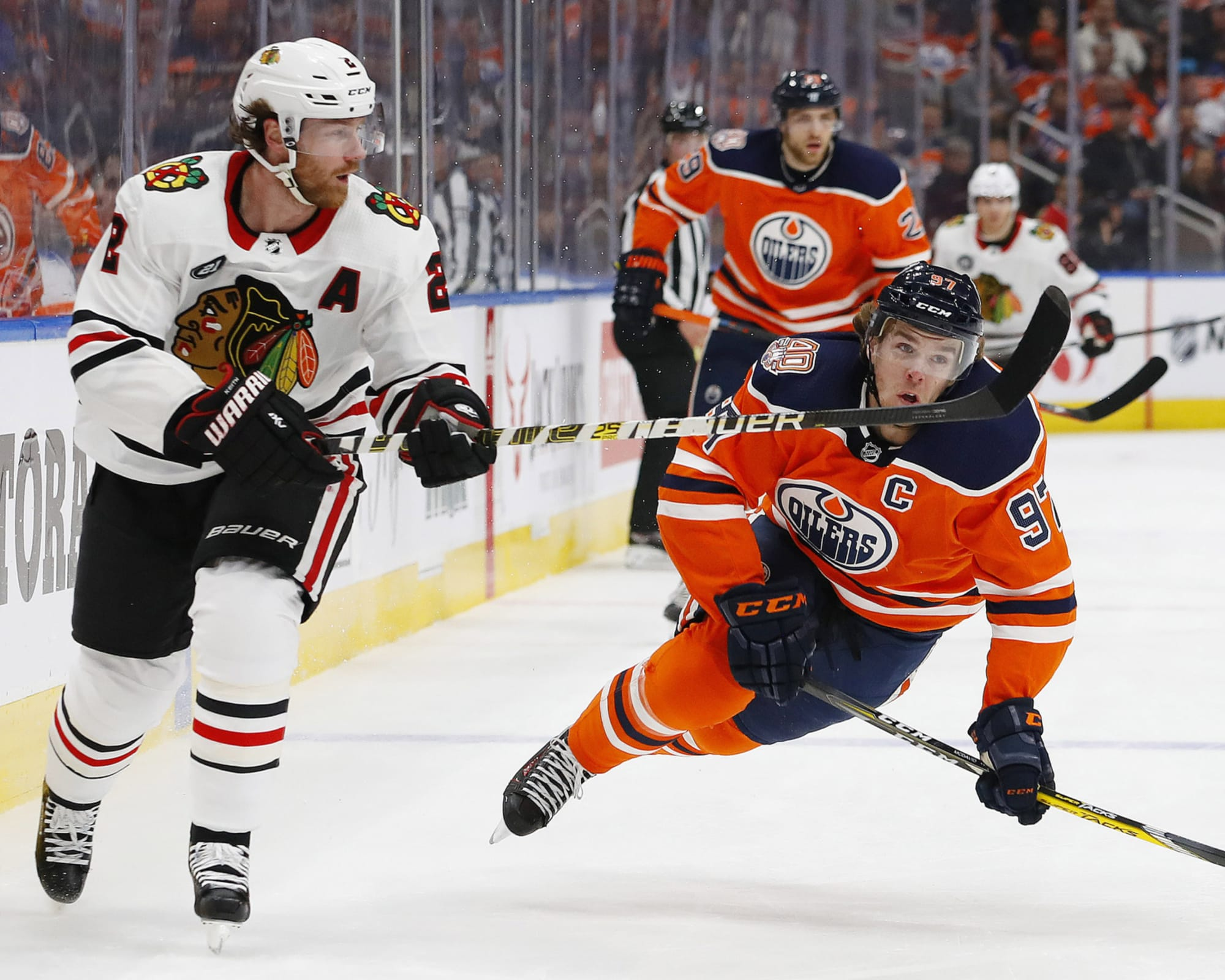 Oilers Acquire Duncan Keith, Now What?