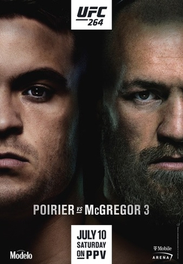 UFC 264: Poirier vs McGregor 3 Results