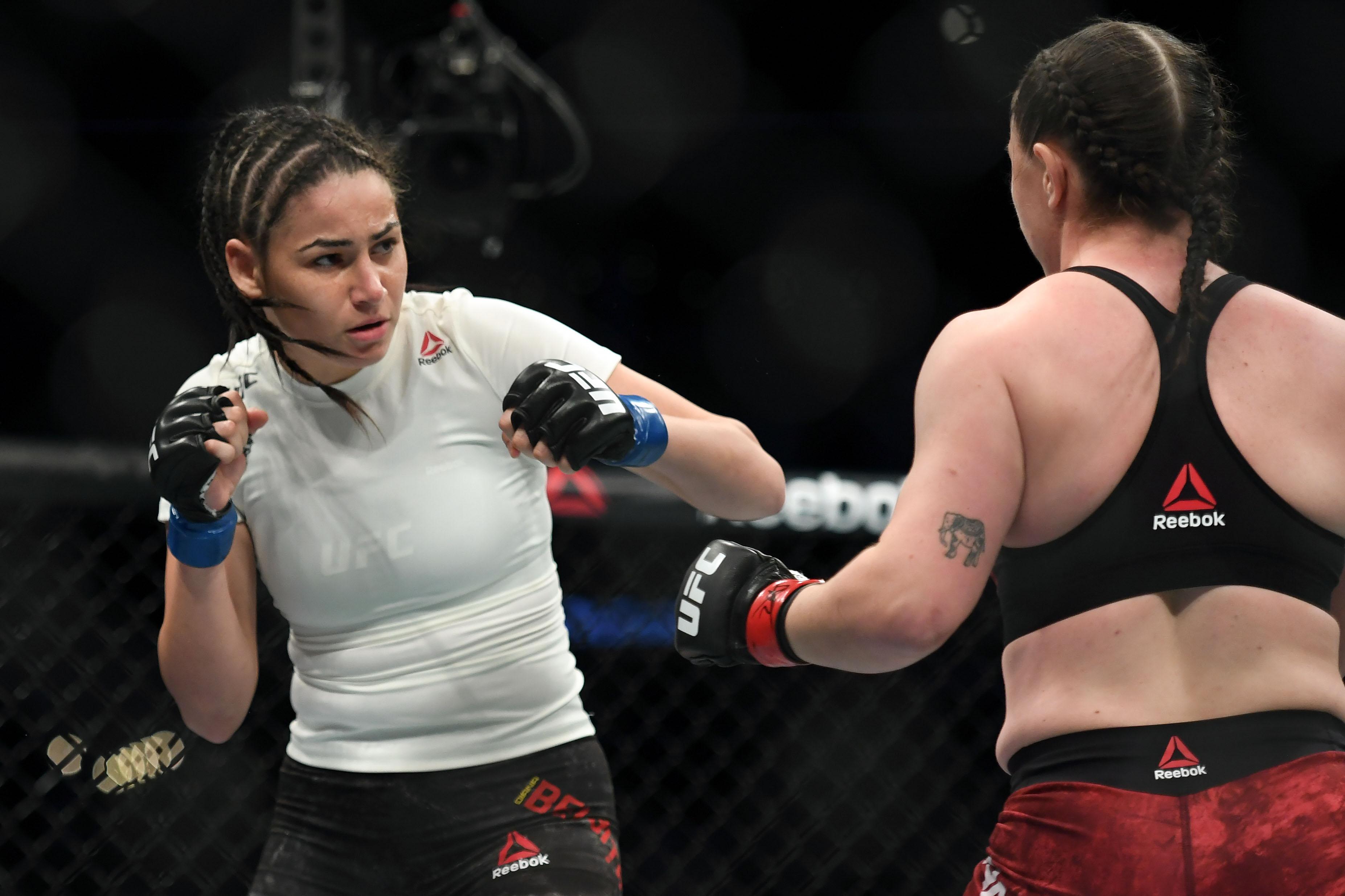 UFC Vegas 32 Prelim Breakout Star: Diana Belbita