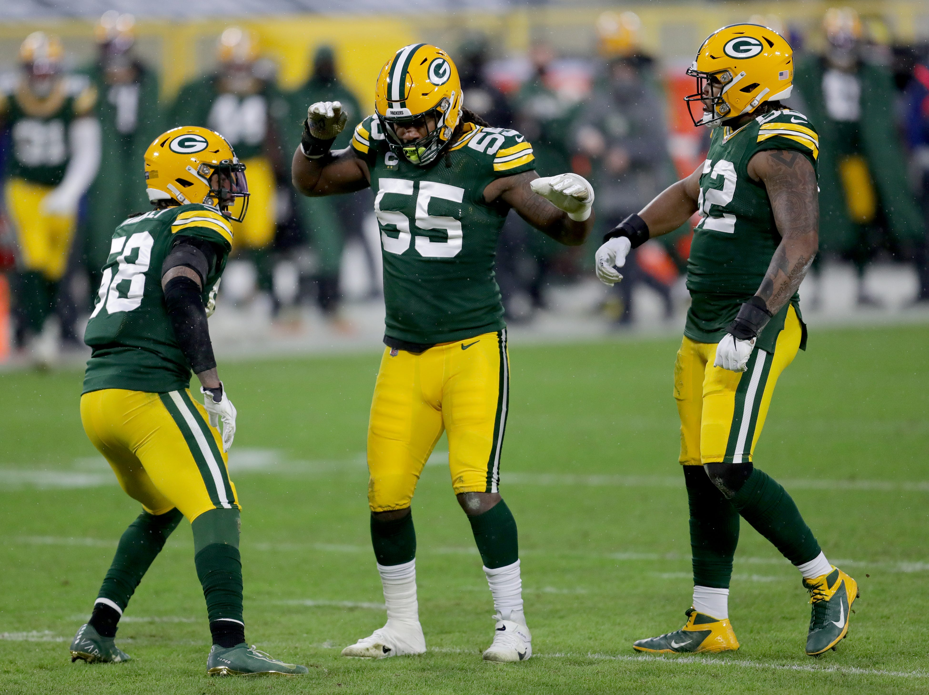 Packers In-Depth Position Preview: Outside Linebackers
