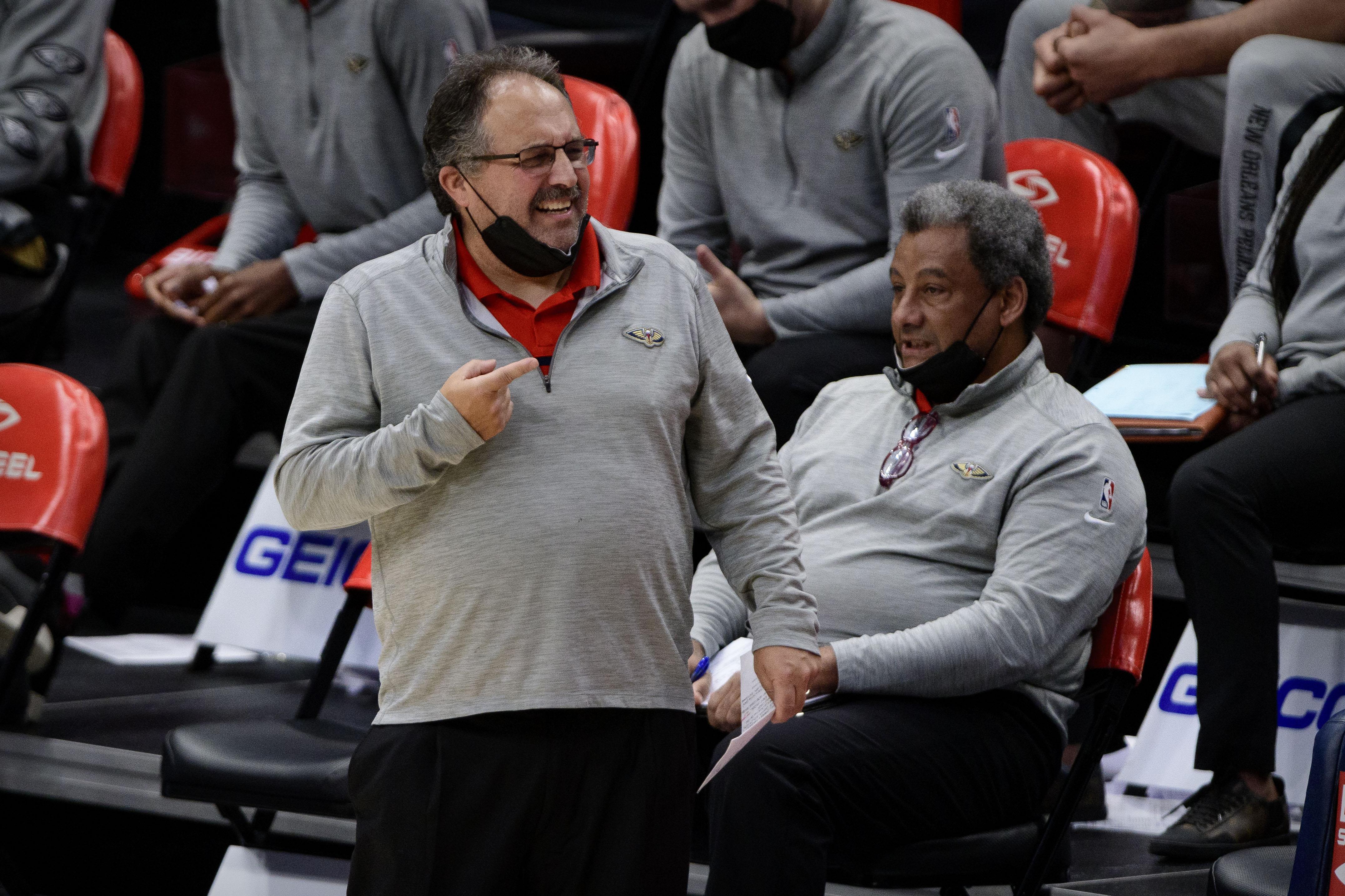 Stan Van Gundy shoots down talk of Zion Williamson being a 'coach killer'