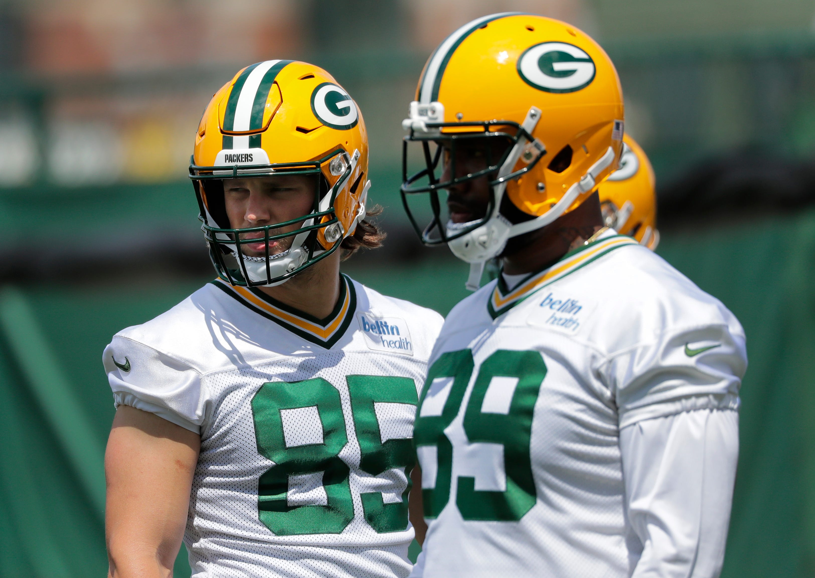 Packers In Depth Position Preview: Tight Ends