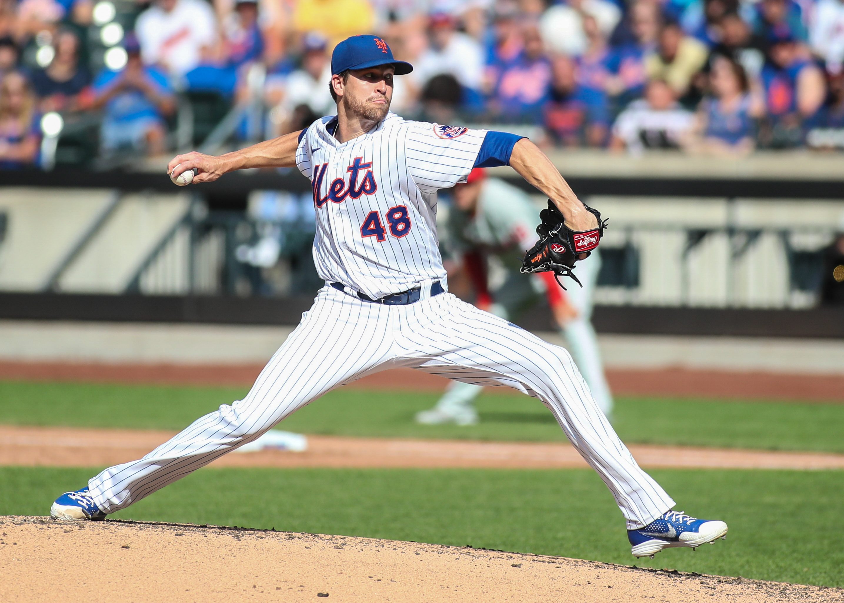 Mike's Met of the Month, June 2021: SP Jacob deGrom