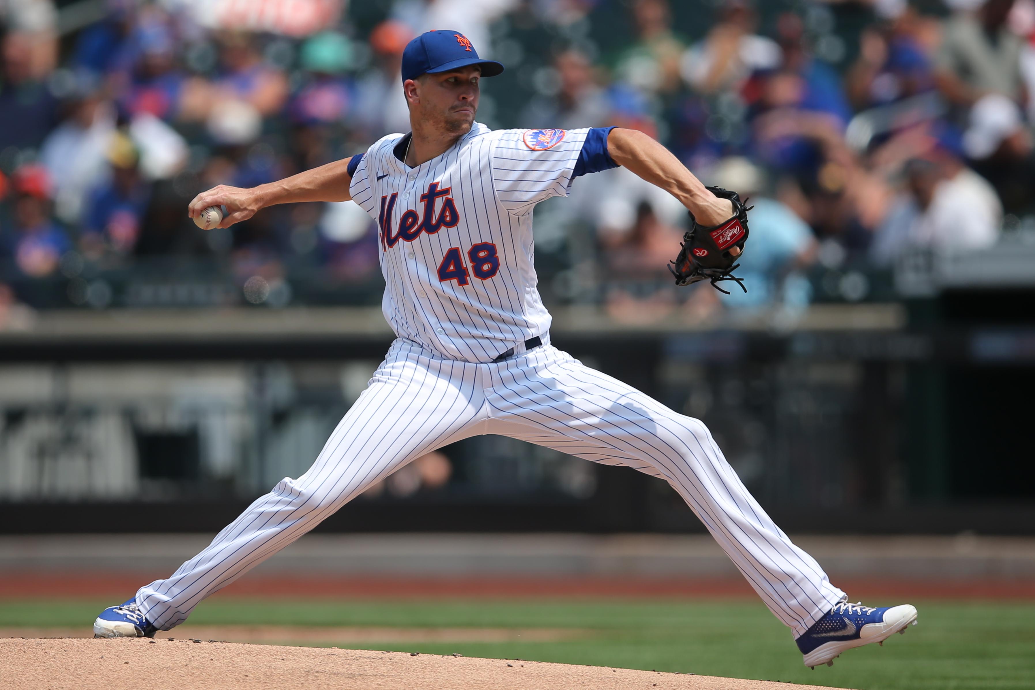 New York Mets 2021 First-Half MVP: Jacob deGrom