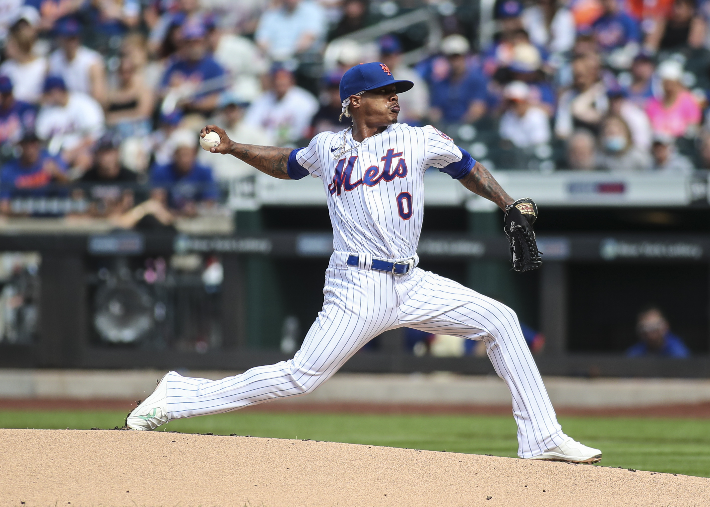 New York Mets set to start second-half rotation with Marcus Stroman