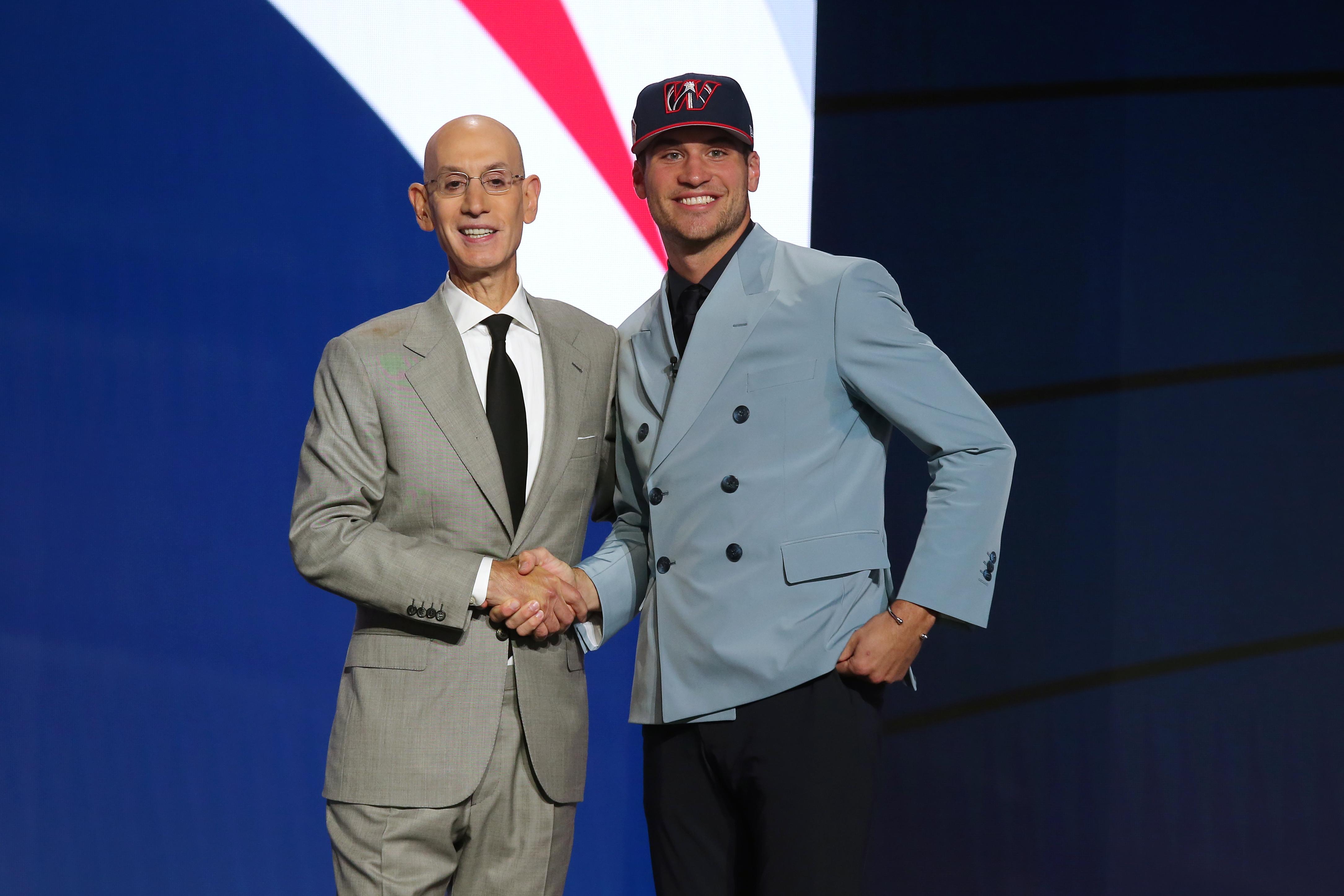 Wizards draft Corey Kispert and Isaiah Todd in 2021 NBA Draft