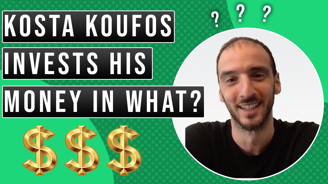 Kosta Koufos gives us his tips on how to be a good Entrepreneur