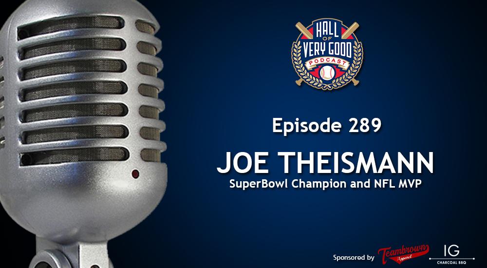 The HOVG Podcast: Joe Theismann