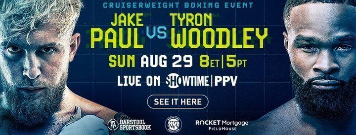 Showtime PPV: Paul vs. Woodley Picks