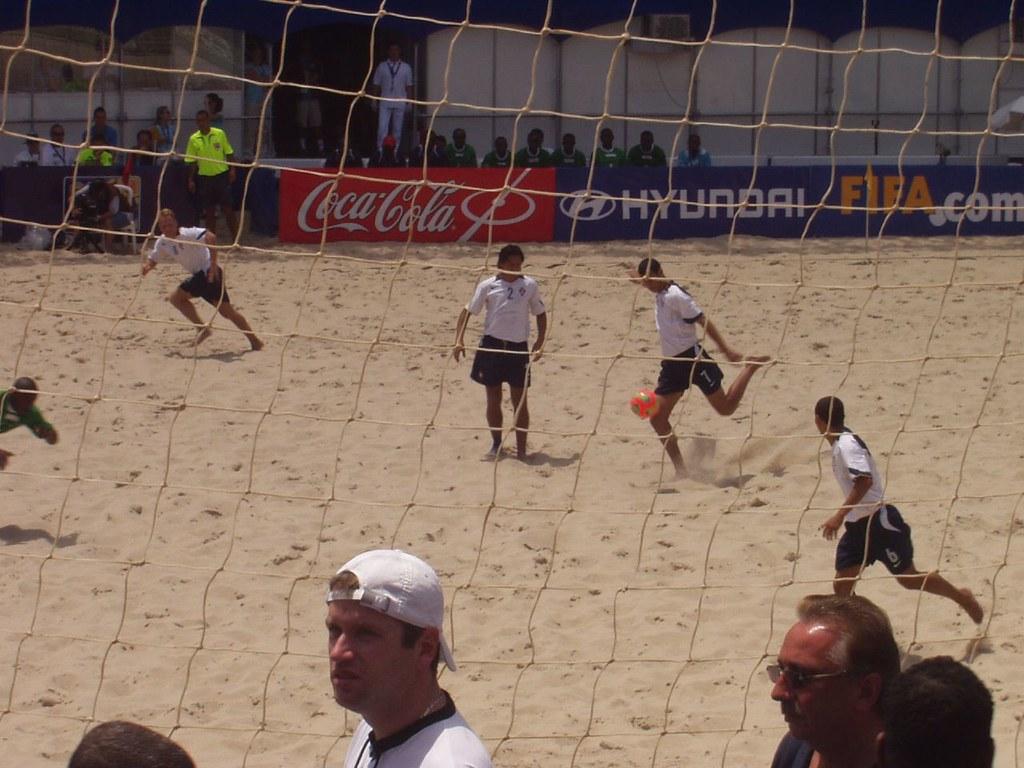 Russian Football Union wins 2021 Beach Soccer World Cup