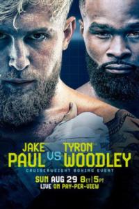 Paul vs Woodley Fighter Purses
