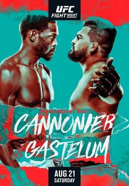 UFC Fight Night: Cannonier vs Gastelum Estimated Purses & Incentive Pay