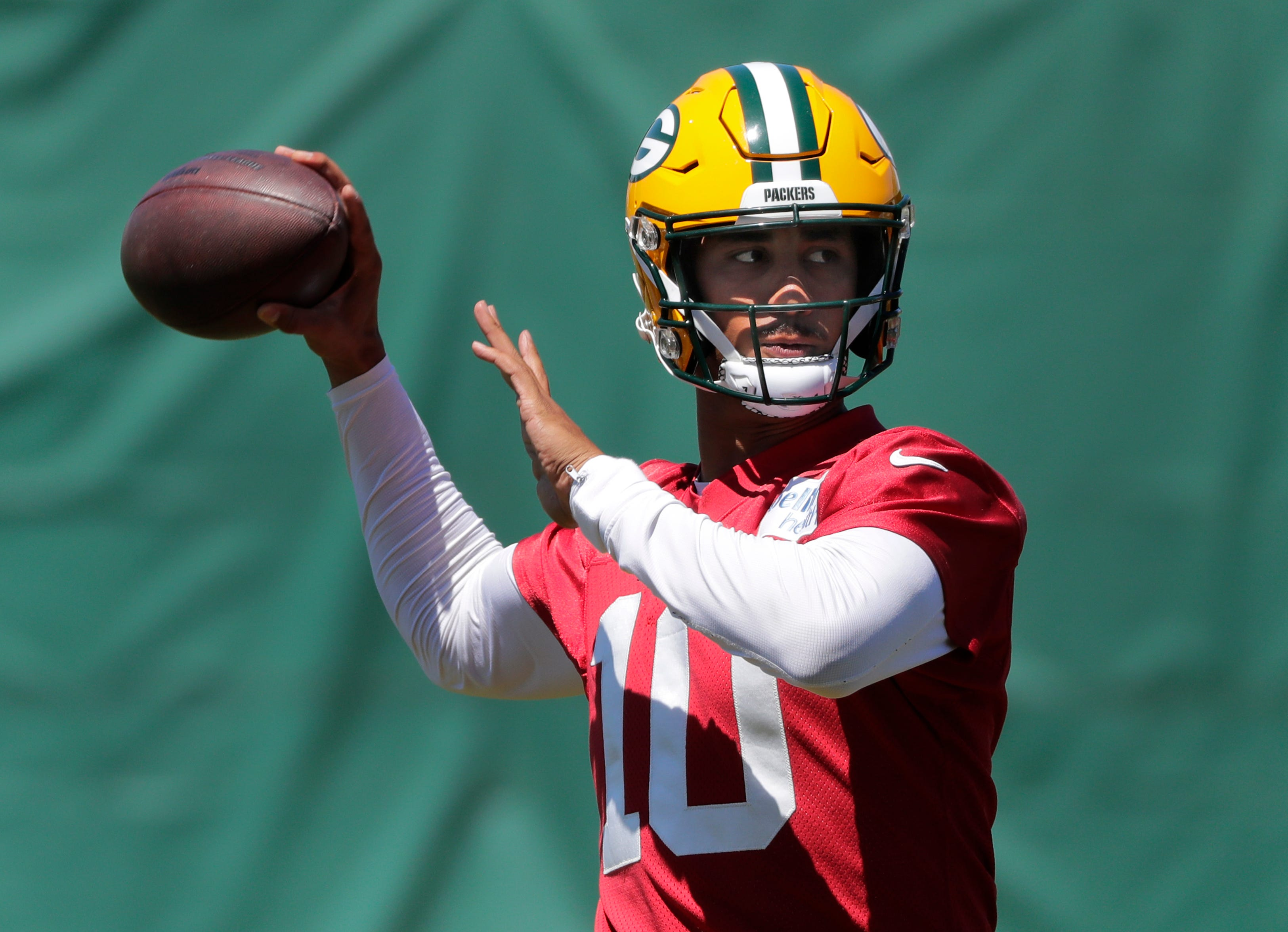 Packers QB Jordan Love Prepares For His First NFL Game Action