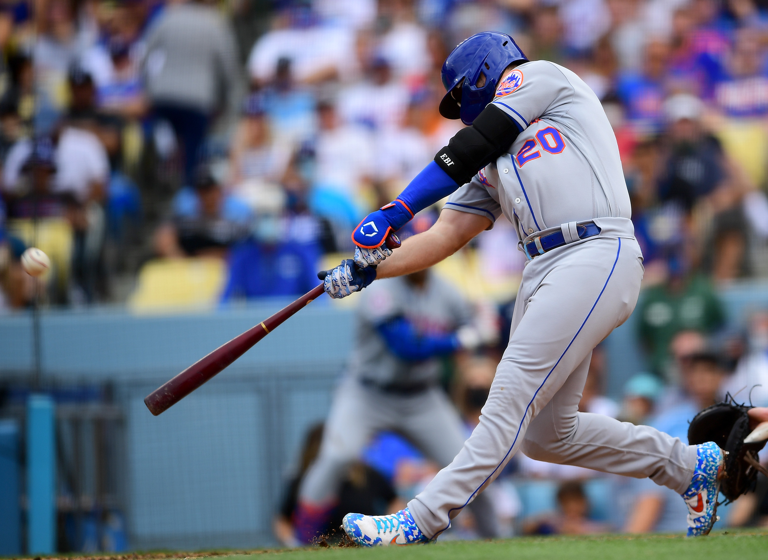 8/22/21 Game Preview: New York Mets at Los Angeles Dodgers