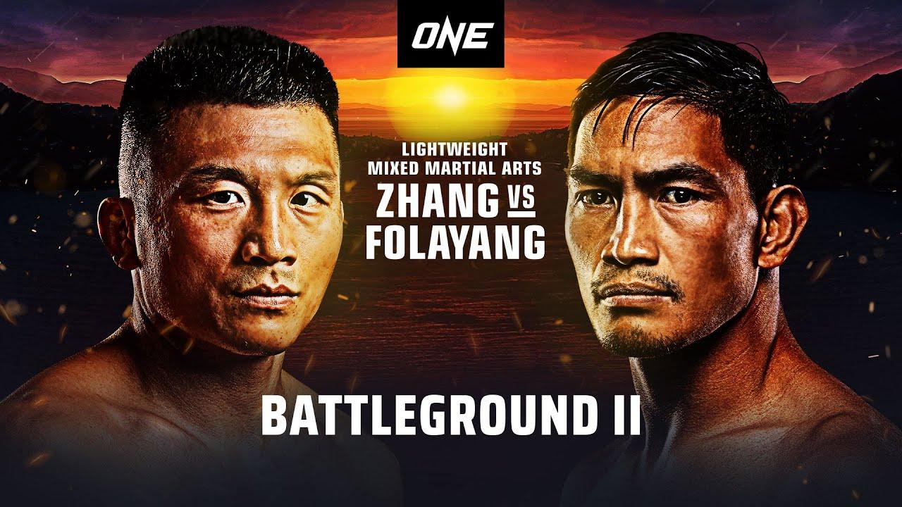 ONE: Battleground II Preview