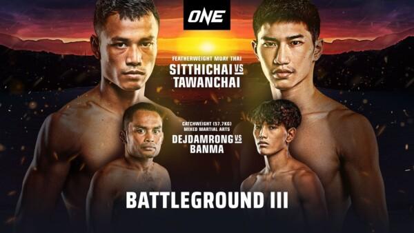 ONE: Battleground III Preview