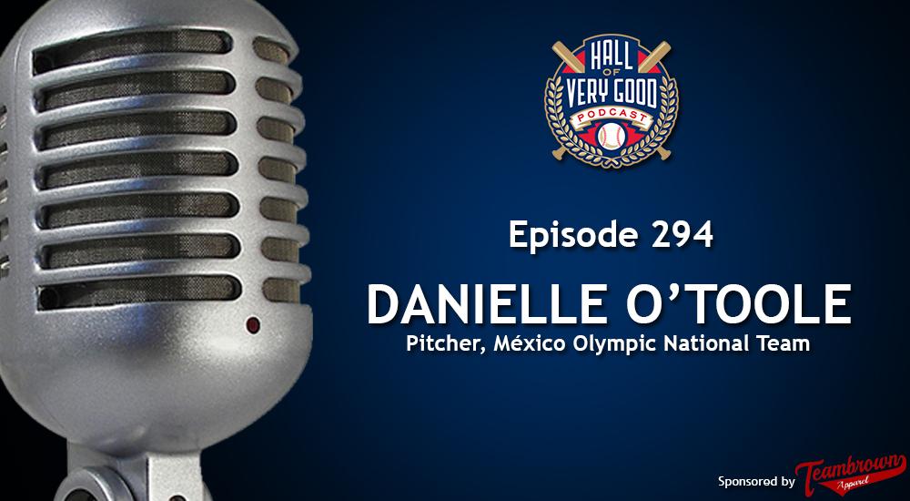 The HOVG Podcast: Danielle O'Toole