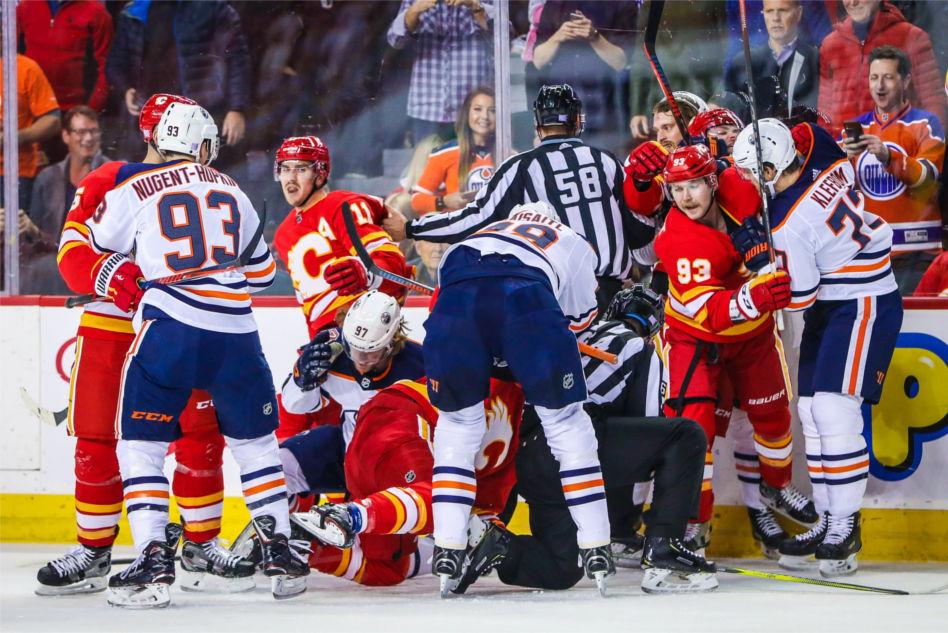Oilers Gameday: Preseason @ Calgary