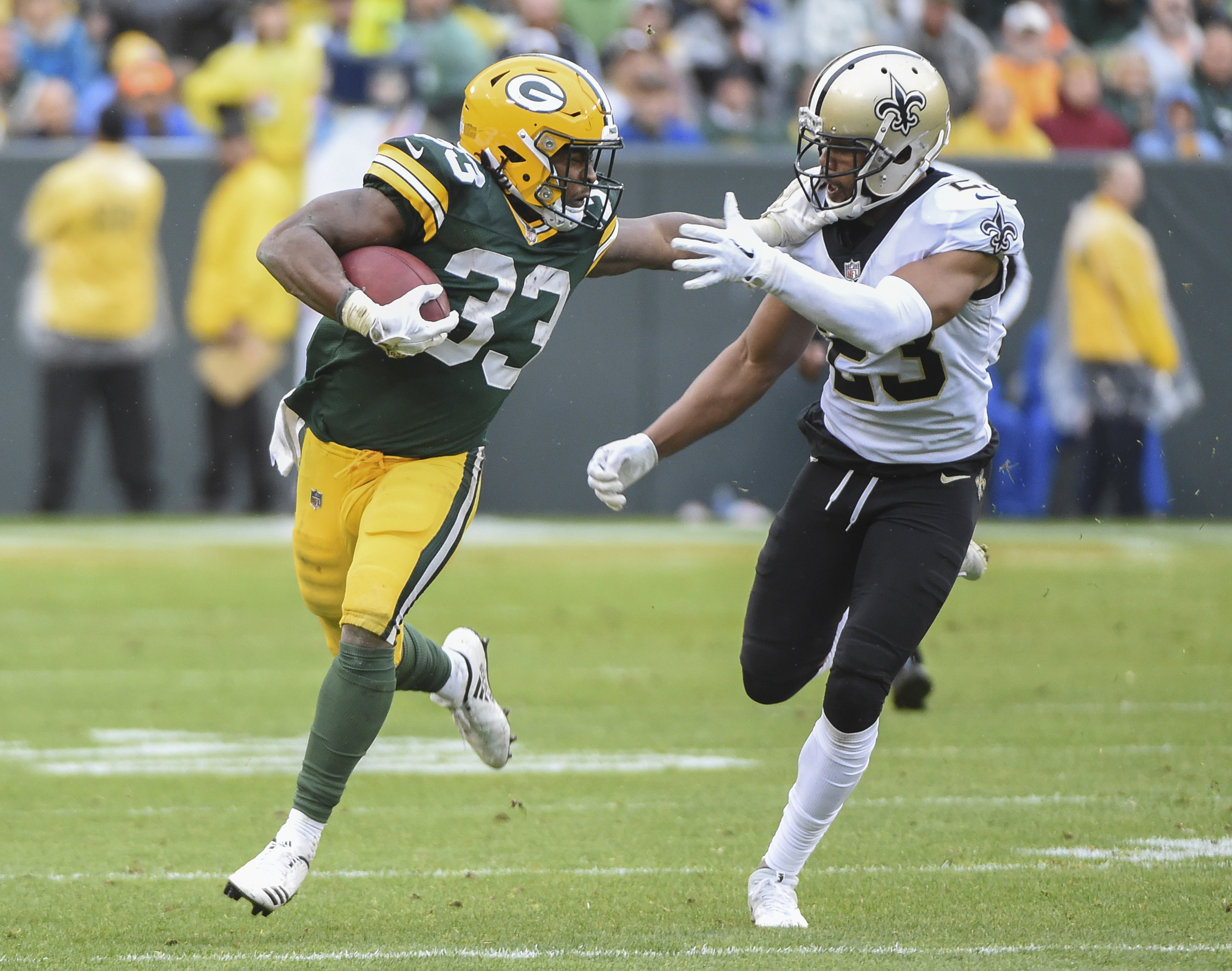 How Moving the Saints Game to Jacksonville Will Affect the Packers in Week 1